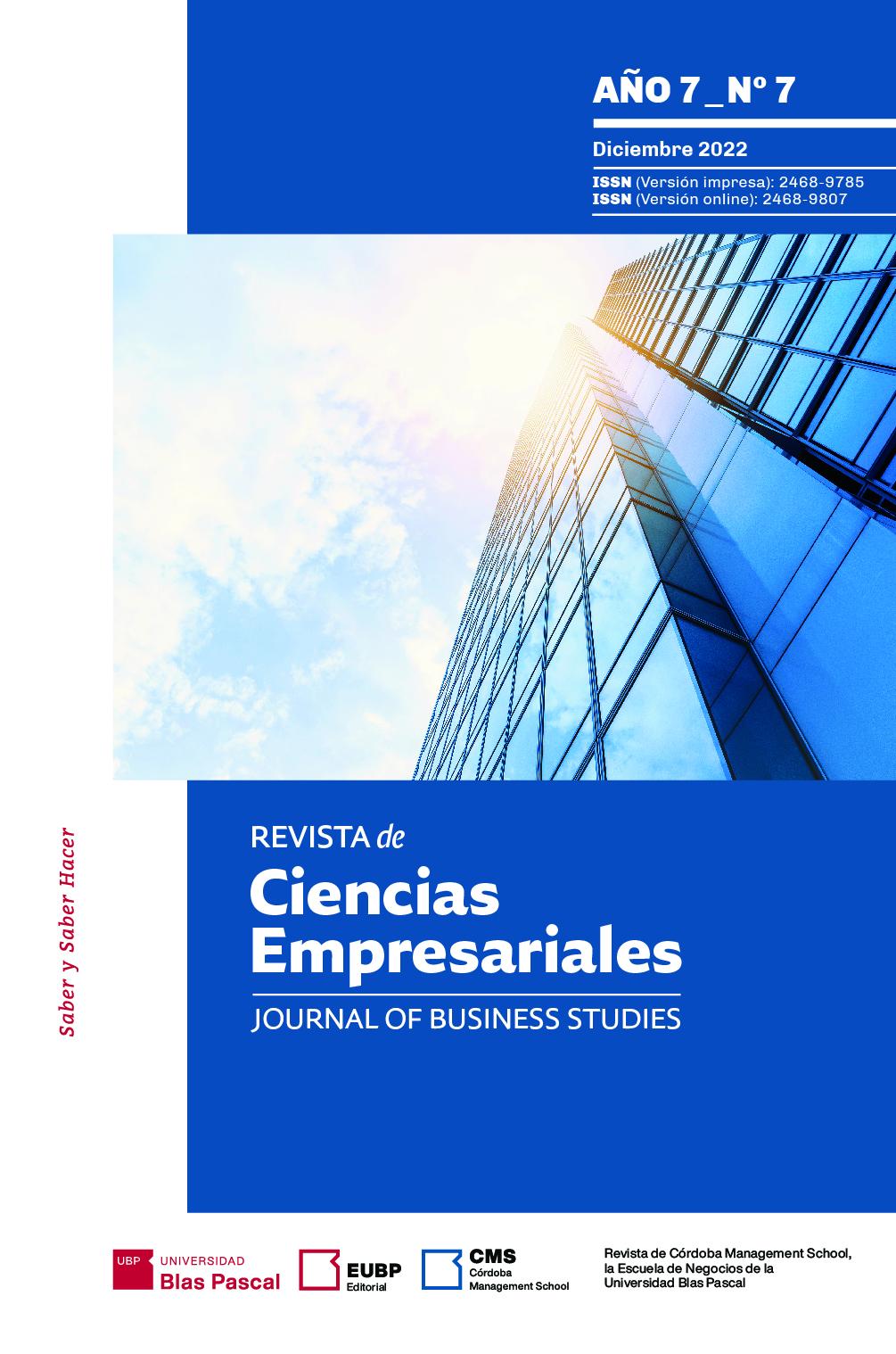 Revista de Ciencias Empresariales